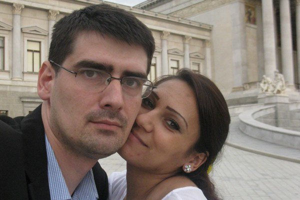 Peter a Lucia sa vzali.