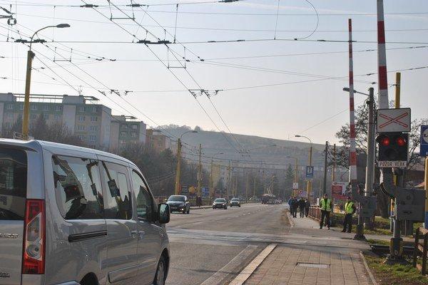 Hliadky. V Prešove boli na viacerých miestach.