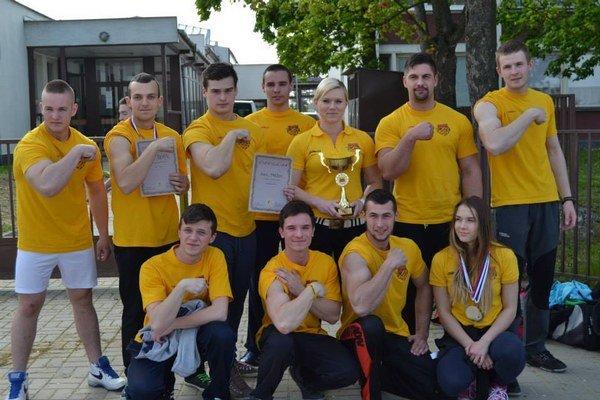 Úspešní boli borci AWK Prešov na domácom šampionáte klubov.
