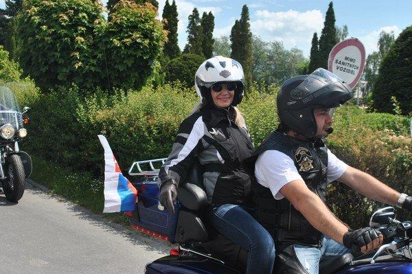 Motorkári. Polícia zvýši kontroly na cestách v záujme ich bezpečnosti.