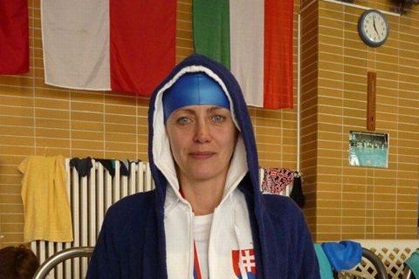 Jana Brhlíková-Haľková.