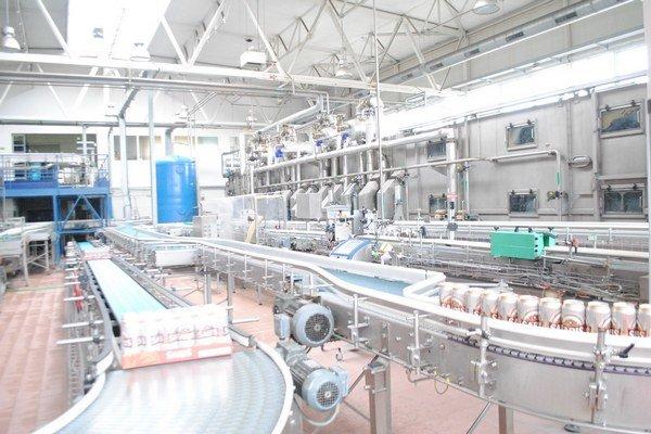 Pivovar vo Veľkom Šariši. Výrobu modernizuje, receptúru nemení.