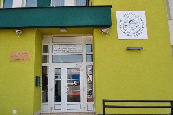 Prešovská pobočka. Inštitút, spadajúci pod Vysokú školu zdravotníctva a sociálnej práce sv. Alžbety.