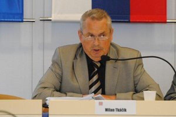 Milan Tkáčik.