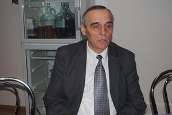 M. Drab. Primátor V. Šariša.
