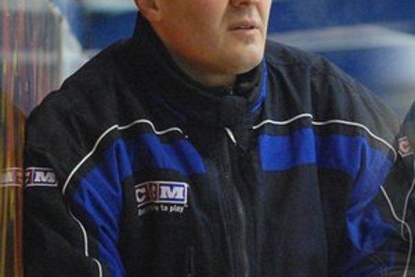 Branislav Kohutiar. Stal sa nový trénerom hokejistov Prešova.