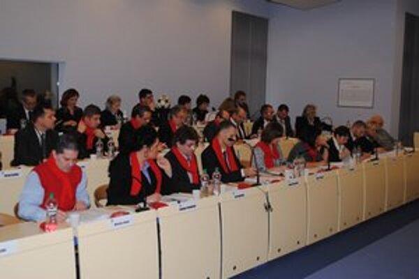 Prešovskí poslanci rozhodli o balíku peňazí pre mládežnícky šport.