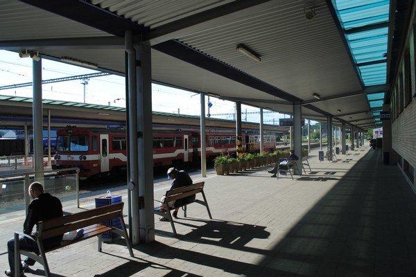 Železničná doprava. Znovu sa dostala do centra pozornosti.