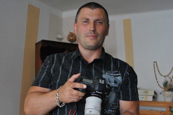 Tomáš Andraščík. Rád prekonáva limity.
