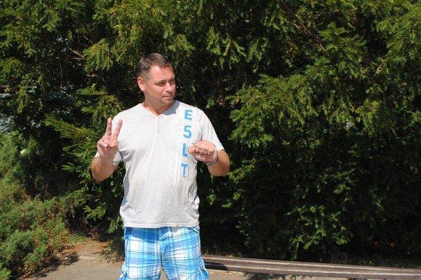 Ľuboslav Šalata pripravuje prešovských volejbalistov na novú sezónu.