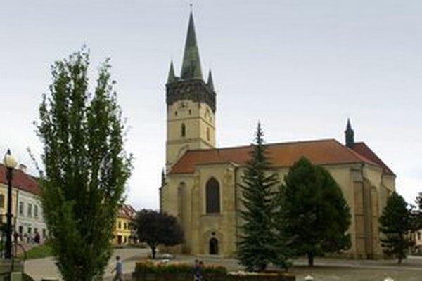 Konkatedrála sv. Mikuláša získala peniaze na novú elektroinštaláciu.