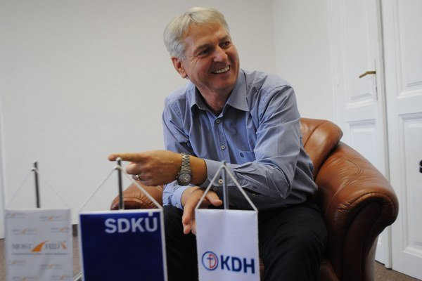 Ján Hudacký.