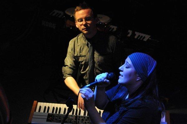 Katka a Dano. December strávia na koncertoch.