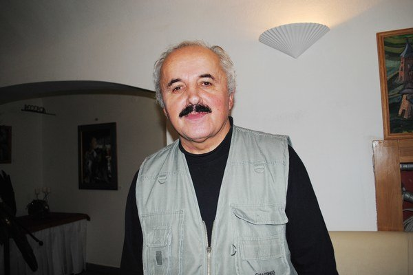 Ján Bartko. Na vyše 20 rokov sa jeho inšpiráciou stala grécka krajina a more.