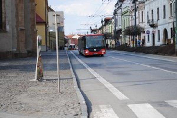 Linky MHD zabezpečujú dopravu aj do 10 obcí pri Prešove.