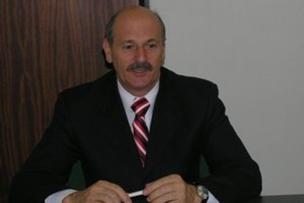 Milan Benč.