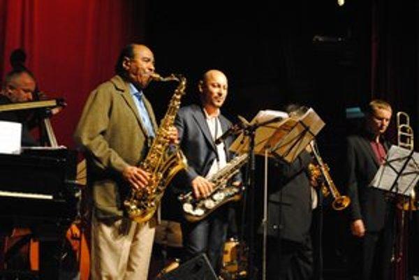Legenda svetového džezu. Beny Golson si v Prešove zahral s Milom Suchomelom.