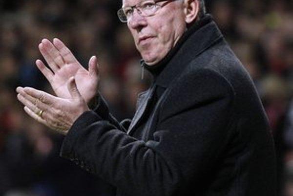 Alex Ferguson. Neunikne mu žiadny talent v liahni Manchesteru United.
