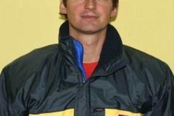 Marcel Pavlovský, prešovský tréner.