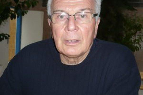 Rudolf Horváth je dušou tradičného hádzanárskeho turnaja.
