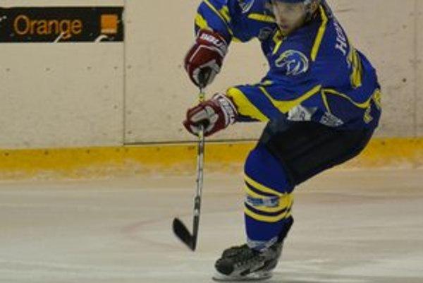 Ladislav Hopkovič prispel k hladkej výhre Prešova na trebišovskom ľade.
