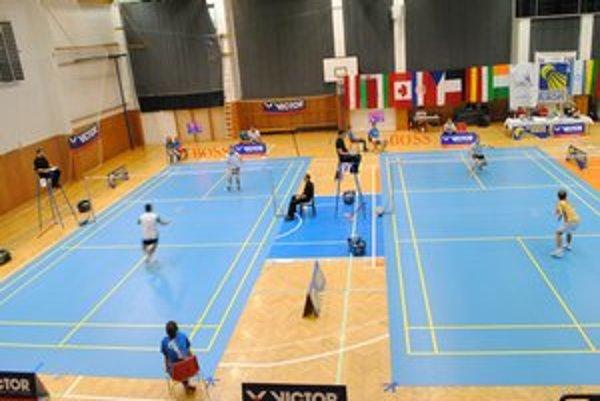 Hala Prešovskej univerzity. Štát chce posilniť vysokoškolskú športovú infraštruktúru.