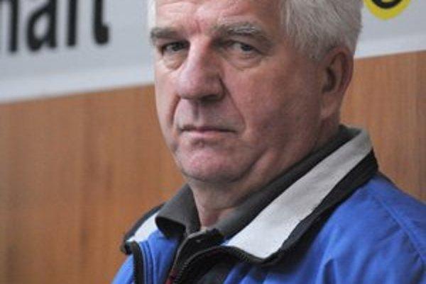 Ján Faith. Tréner prešovských hokejistov napriek pozitívam stále vidí námety na zlepšenie.