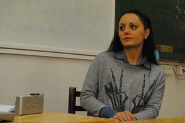 Jana Jurišincová je spätá s prešovským divadlom.