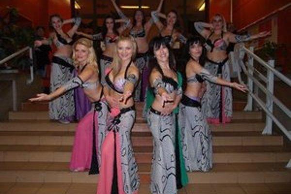 Fatima. Orientálne tanečnice budú mať sviatok.