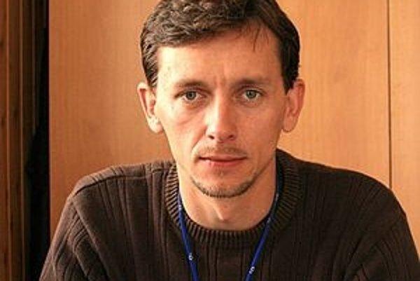 Dnes už bývalý starosta Hermanoviec Eduard Grejták.