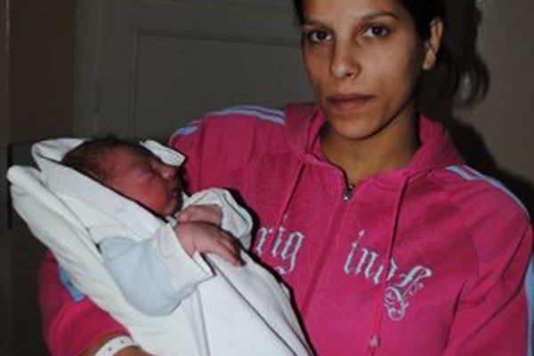 Renáta Giňová so synčekom Máriom. Ako bude oslavovať narodeniny, ešte nevie.