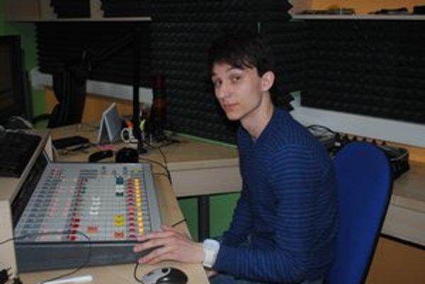 Nytomas. Mladý Prešovčan sníva o kariére rapera.