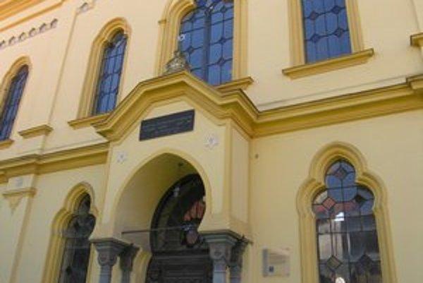 Prešovská synagóga. V roku 1942 odtiaľto gardisti odvliekli tisícky Židov
