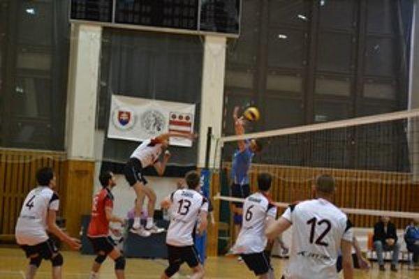 Prešovskí volejbalisti. Zajtra odohrajú posledný domáci duel v sezóne 2011/2012.