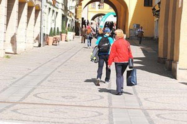 Mesto Prešov. Najčastejšie ho navštevujú Česi.