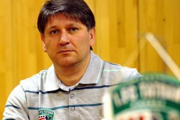 Termín návratu Sergija Kovaleca do Prešova je stále otázny.