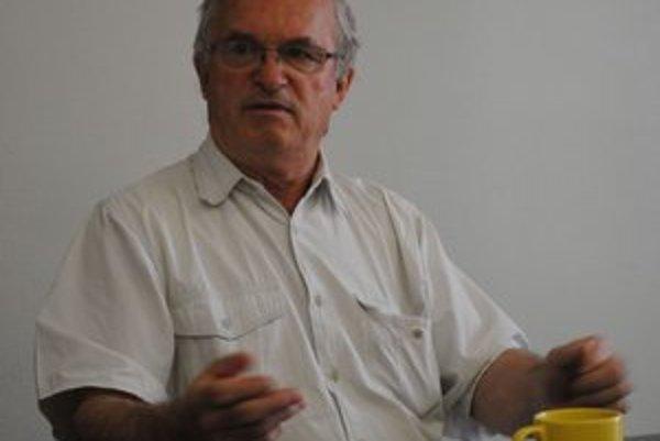 Marián Kohut. Riaditeľ medzinárodného turnaja.