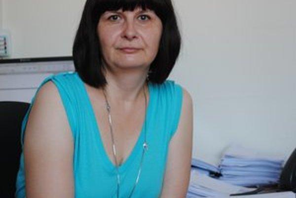 Miroslava Čekanová z odboru kontroly Daňového úradu Prešov.