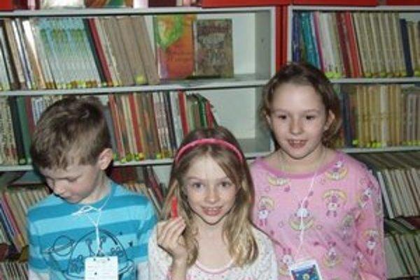 Leto v knižnici. Deti môžu zažiť knihohry v rôznych častiach mesta.