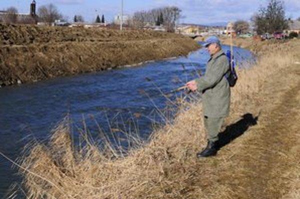Pri Toryse by sa mali zlepšiť aj podmienky pre rybárov.