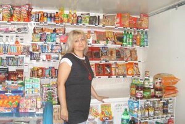 M. Mikovičová predáva výlučne slovenskú hydinu.