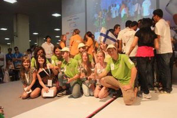 Študenti zo SPŠE v Prešove si domov prinášajú dva tituly majstrov.