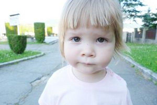 Vaneska Ilečková. Rodičom sa jej krstné meno páčilo zo všetkých najviac.
