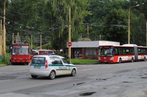 Mestská doprava v Prešove hodinu nejazdila, štrajkovalo sa.