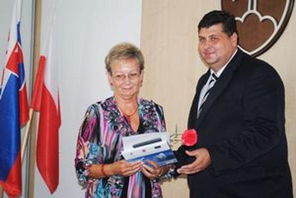 Víťazka súťaže Výnimočná žena PK. Volá sa Anna Capová a je z Humenného.
