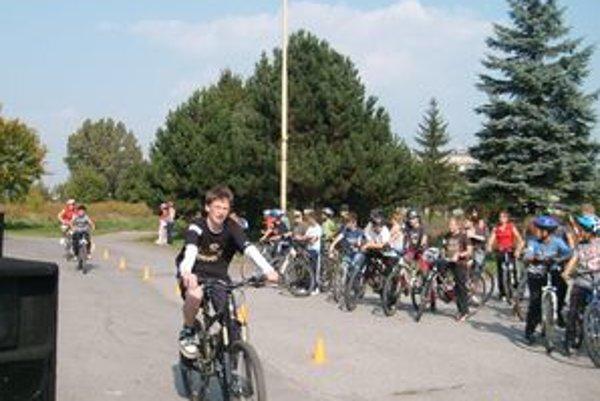 Cyklochodník. Ľubotičania si ho želajú na relax aj dopravu.