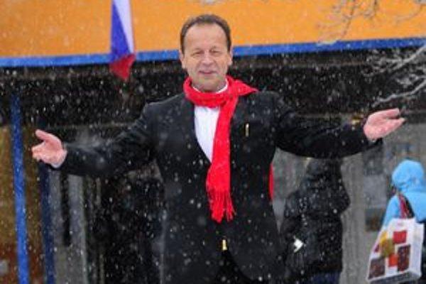 Pavel Hagyari dvakrát vyhral primátorské voľby v Prešove, v súboji o post župana však neuspel.