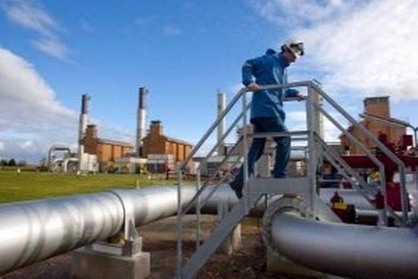 Gazprom nepustil do svojich rúr plyn zo Západu.