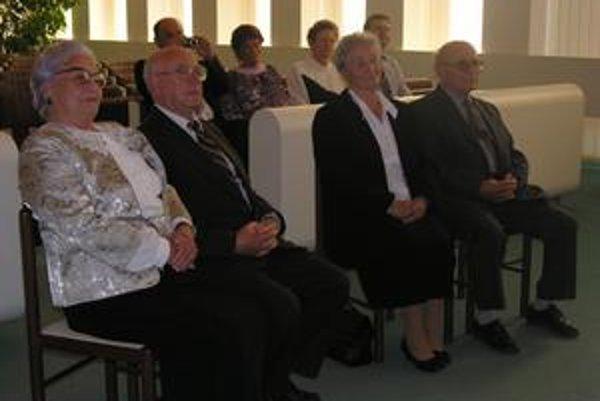 Manželia. Ľúbia sa aj po 60 rokoch.