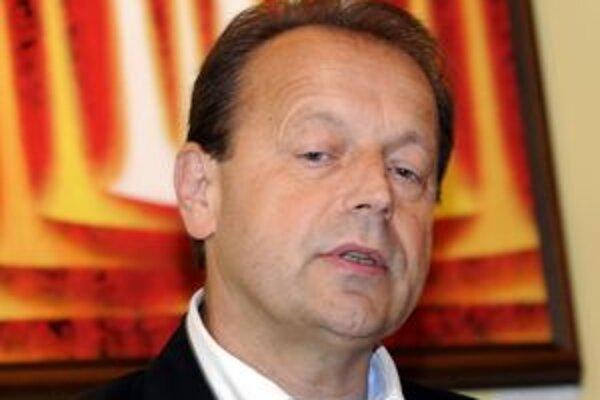 Pavel Hagyari chce primátorovať Prešovu aj v ďalšom volebnom období.